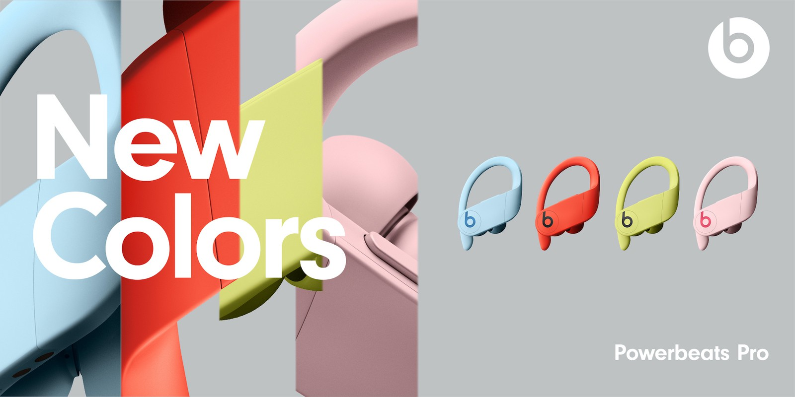 Powerbeats Proに爽やかな新色登場。日本で10日発売