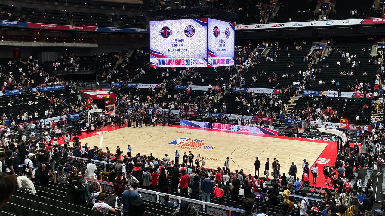 NBA Rakuten、月額500円のワンコインキャンペーン開始