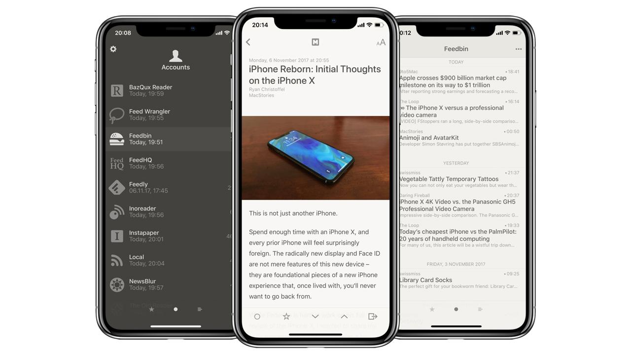 人気RSSアプリ「Reeder」が3年ぶりの大型アップデートを予告。現バージョンは無料に
