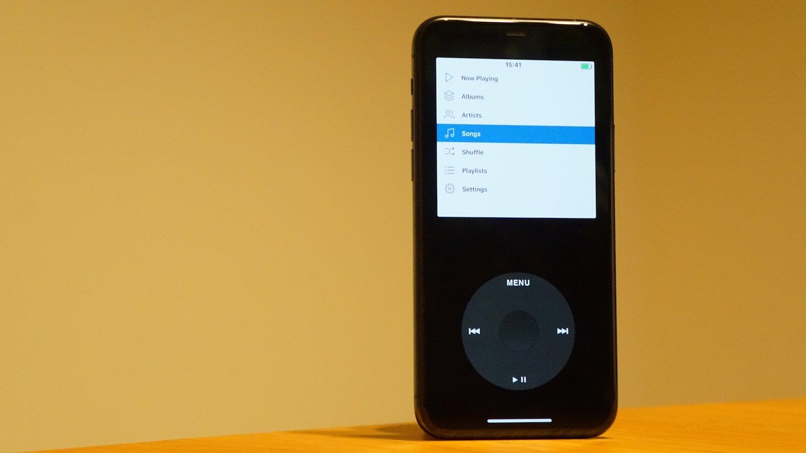 更新:iPhoneをiPodにするアプリ「Rewound」が公開