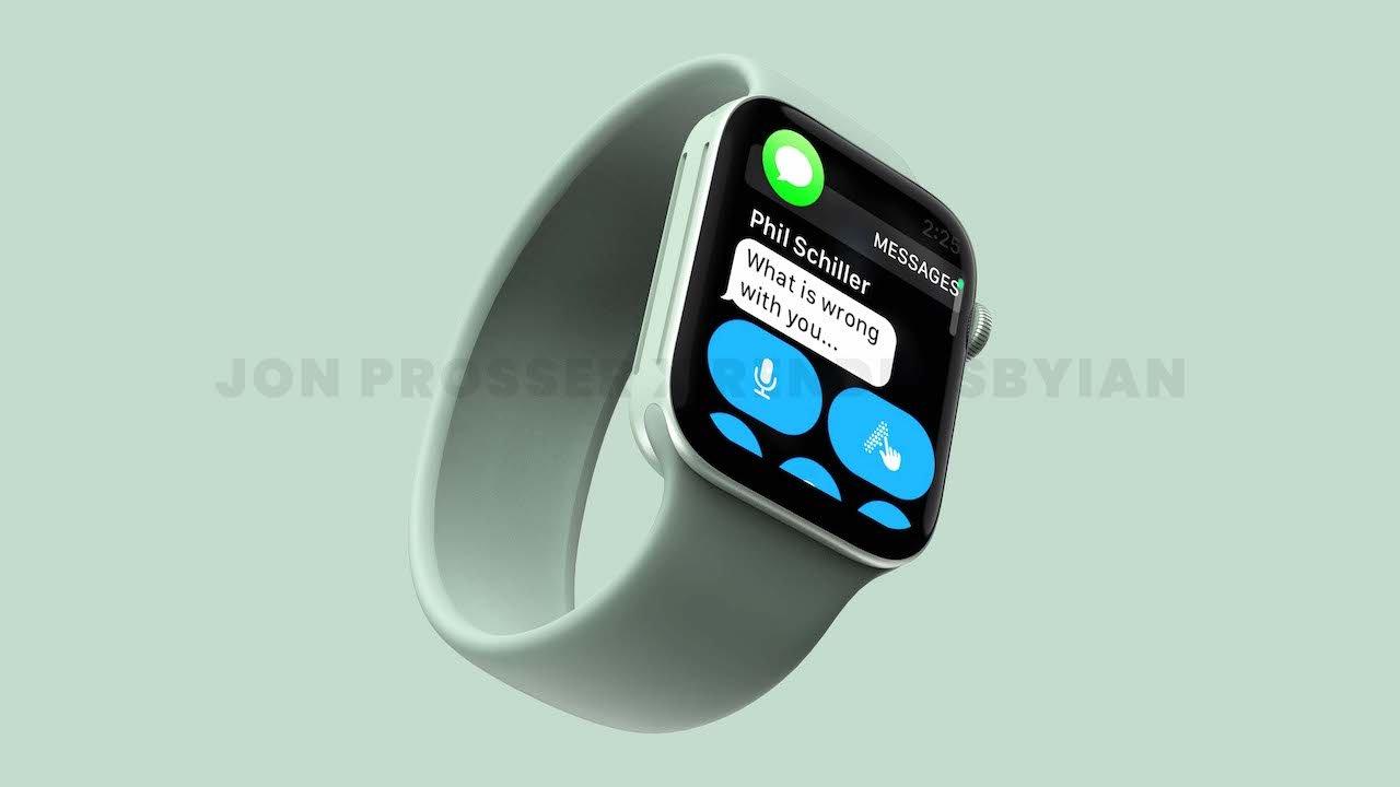 Apple Watch Series 7、新サイズ45mm対応バンドの写真発見