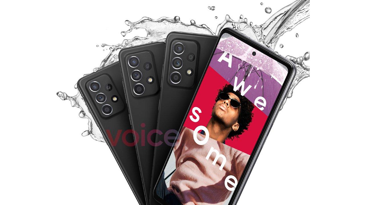 Samsung、3月17日に新製品発表。120Hz/5Gスマホ「Galaxy A52 5G」発表へ