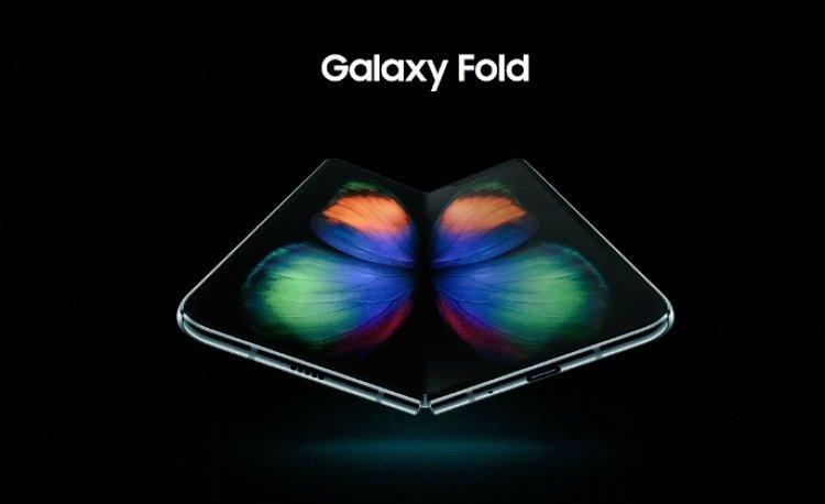 折りたたみスマホ「Galaxy Fold」のプレス画像が発表直前で流出