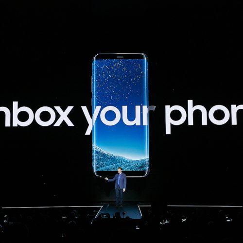 Samsung、「Galaxy S9」を2月発表と明言。3D顔認証に対応か