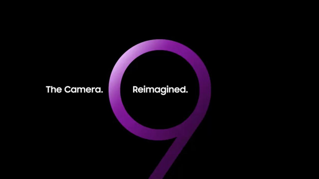 Samsung、カメラが大幅進化した「Galaxy S9」を2月25日に発表