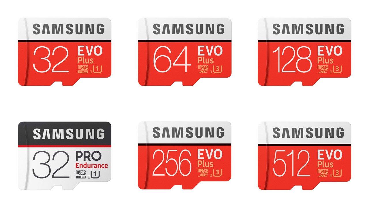 Amazonブラックフライデー、microSDカードが安い。512GBは過去最安値