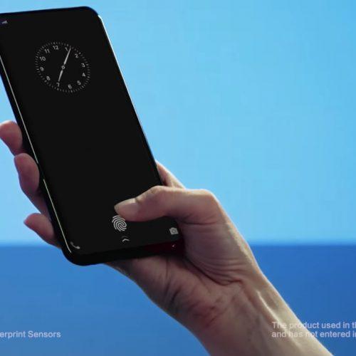 Galaxy Note9、画面内蔵型の指紋認証を断念。来年以降に搭載か