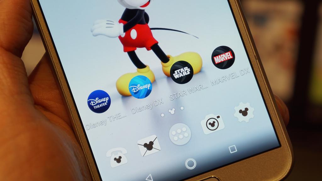 ドコモ、「Disney Mobile on docomo」の終了を発表