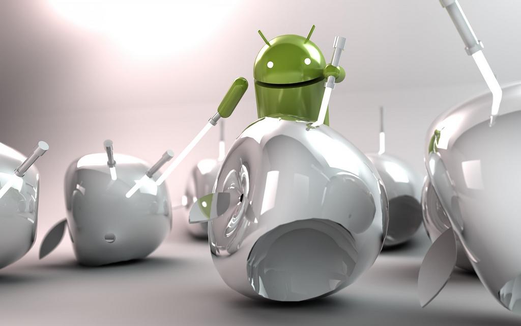 スマホOS別シェア:iPhoneが初のマイナス、Androidとの差は10%未満に