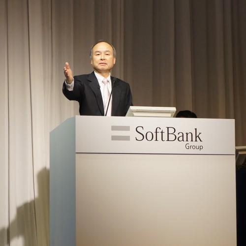 ソフトバンク孫会長「一番つながる、一番速い。世界一と自負している」