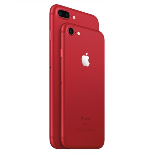 ソフトバンク、「iPhone 7 (PRODUCT) RED Special Edition」と新しいiPadを発売