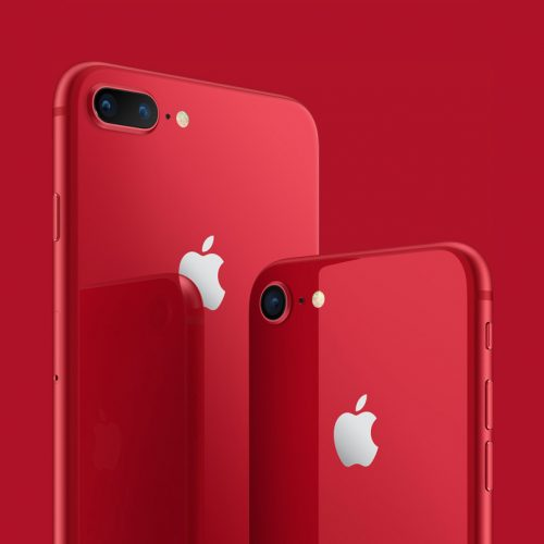 ソフトバンク、iPhone 8 (PRODUCT)RED Special Editionを4月13日発売。きょうから注文開始