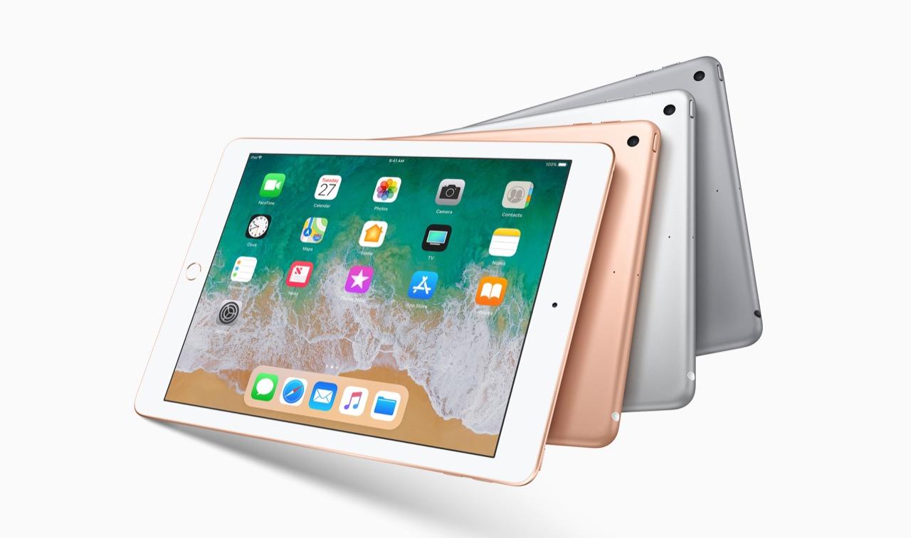 ソフトバンク、Apple Pencil対応の新しい「iPad」を3月31日発売。価格は実質1万円