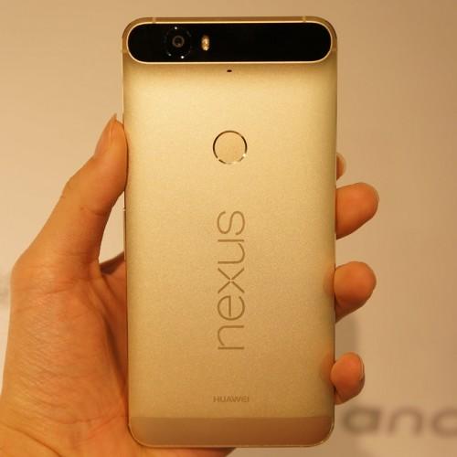 ソフトバンク、「Nexus 6P」のゴールドカラーを12月12日発売。容量は64GBのみ