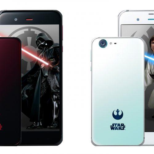 ソフトバンク、スターウォーズスマホ「STAR WARS Mobile」を12月発売。ベースはAQUOS Xx3