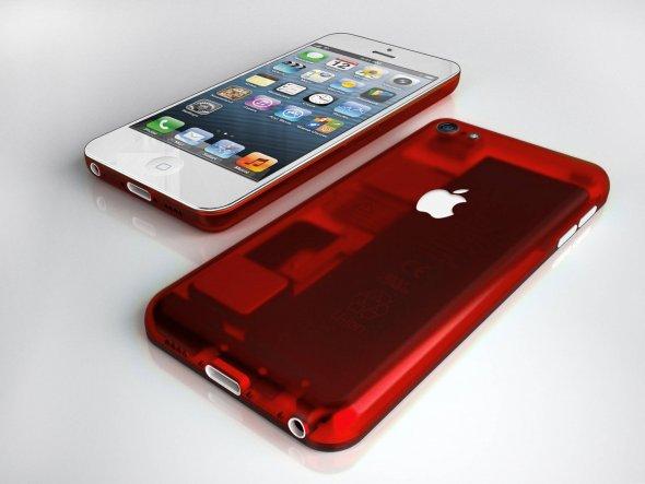 廉価版iPhoneは5色のボディカラーに?ーアナリストが予測
