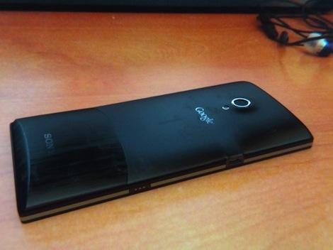 ついにソニー製のNexus「Sony Nexus X」の画像がリークされる。が・・・。