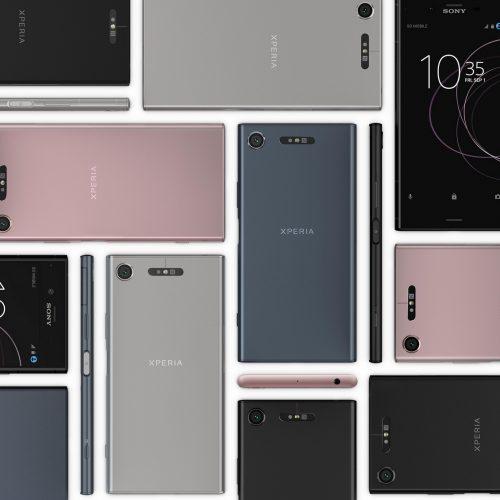 ソニー、Xperia XZ1 / XZ1 Compactを9月発売。Android Oreo搭載