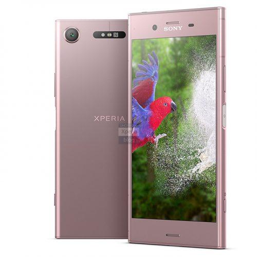 ソニー「Xperia XZ1 / XZ1 Compact」のプレス画像と価格がリーク