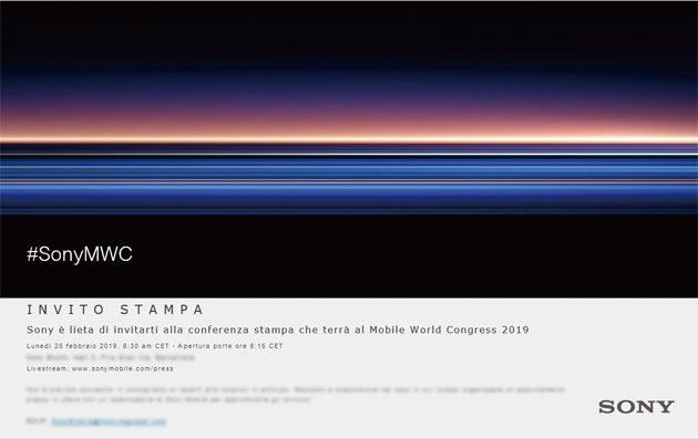 ソニー、新型「Xperia XZ4」を2月25日に発表か