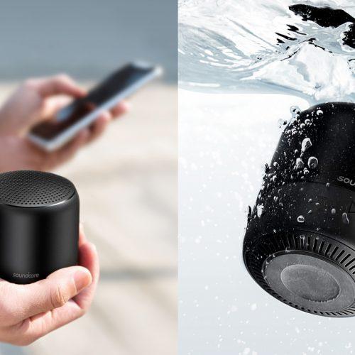 Anker、完全防水の小型ワイヤレススピーカー「Soundcore Mini 2」を発売