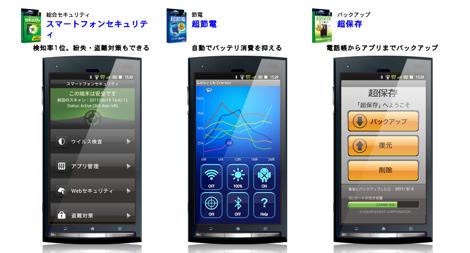 ソースネクスト、Androidアプリをプリペイドカードで販売。