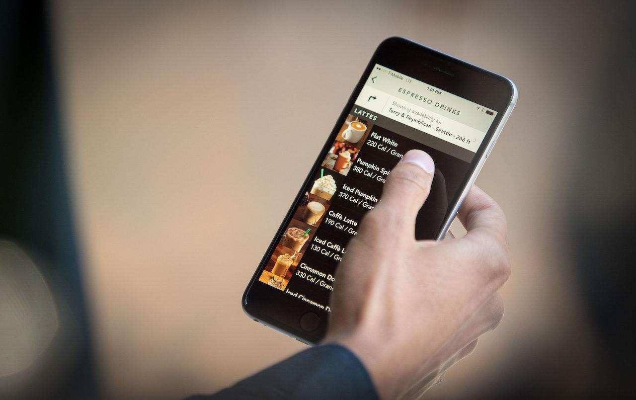 スタバ、アプリで事前注文&決済を今年上期に日本で開始〜LINE Payは全店舗で導入へ