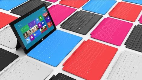 マイクロソフトの「Surface」、販売地域に日本は含まれず。