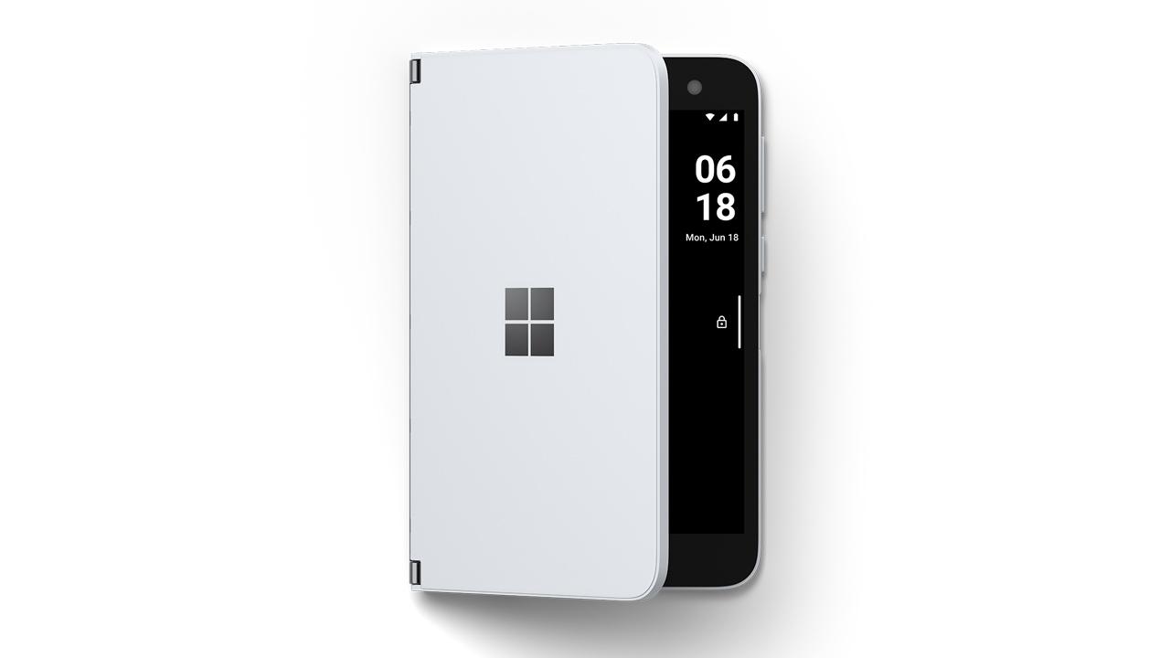 「Surface Duo」はOSアップデート3年保証付き