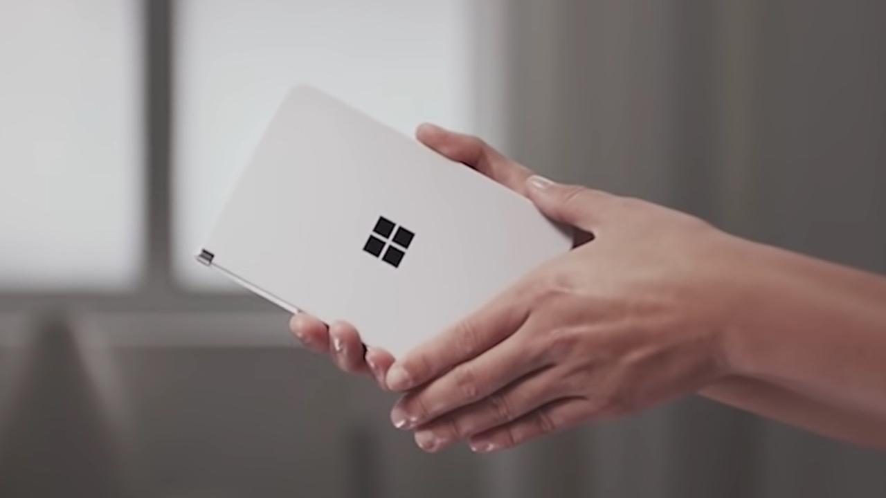 2画面スマホ「Surface Duo」の発売日は8月5日までに?