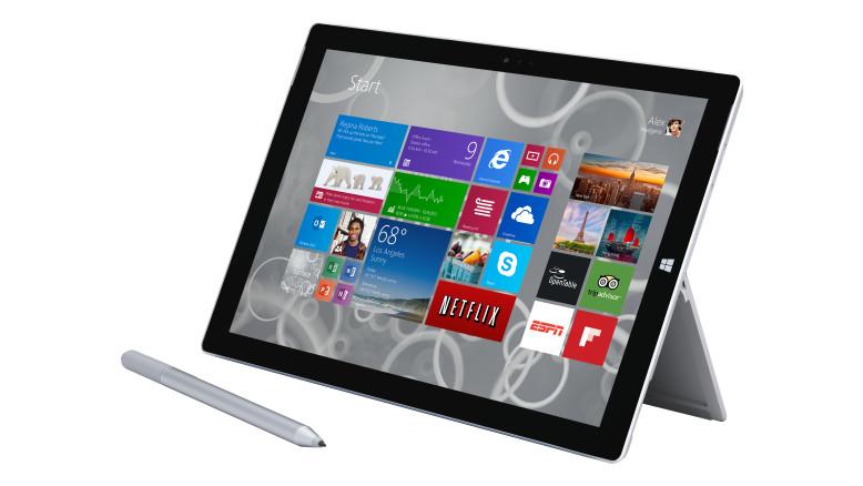 Surface Pro 4:Windows 10を搭載してPro 3よりも安く、2015年後半に発売か