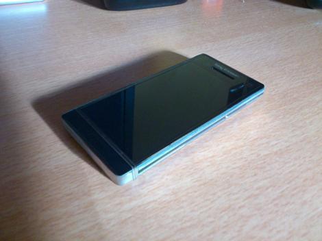 Sony Ericsson Nozomiの新たな画像がリーク。