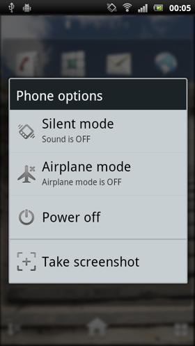 ソニー・エリクソン製のAndroidスマートフォンにスクリーンショット撮影機能が提供へ!?