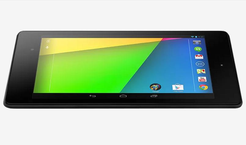 新型Nexus 7にタッチパネルの不具合が見つかる→アップデート提供も改善されず