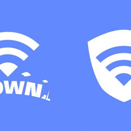 タウンWi-Fi、無料Wi-Fiを安全にするVPNを無料・完全無制限に