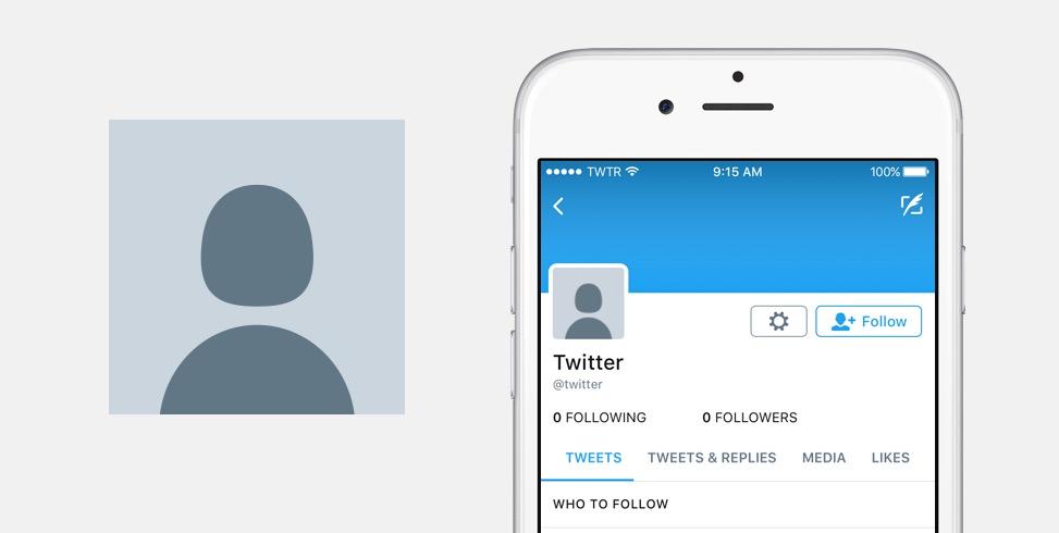 Twitter、デフォルトのプロフィール画像を変更。「たまごアイコン」が廃止に