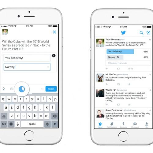 Twitter、アンケート投票の選択肢を2択から4択に追加予定か
