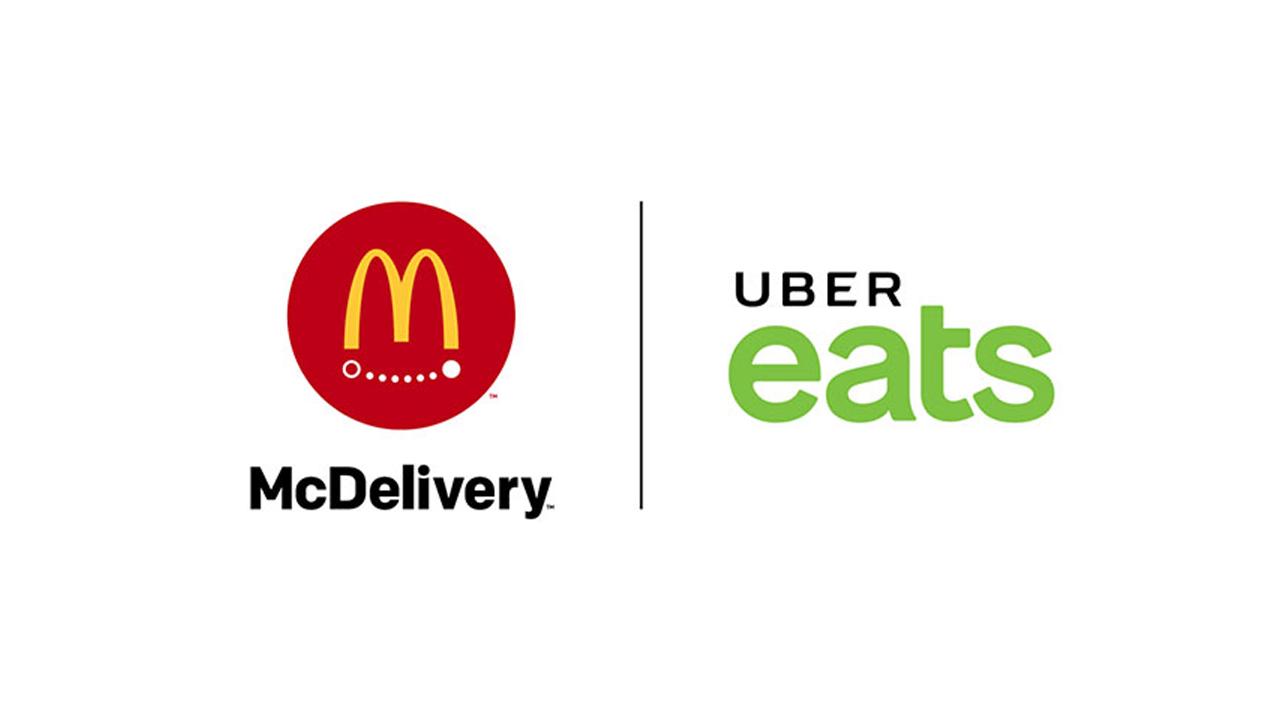UberEats、マクドナルドの配送料が何度頼んでも0円に。27日まで