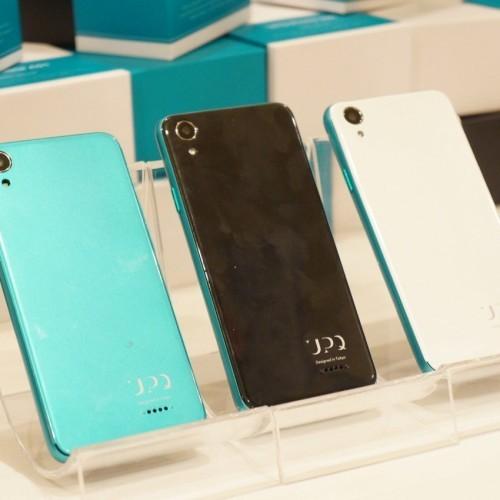 14,500円のSIMフリー格安スマホ「UPQ Phone A01」が登場――Android 5.1 / 64bit / クアッドコア搭載