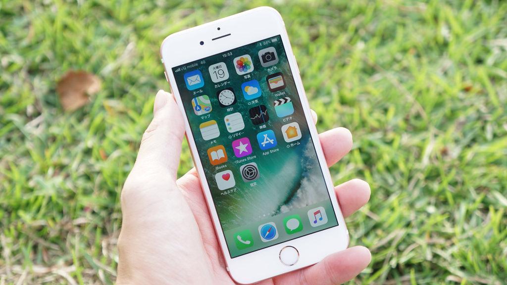 UQ mobile、「iPhone 6s」を10月から発売。ワイモバイルを追従