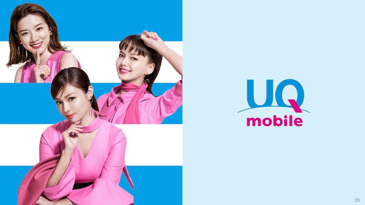 UQ mobile、格安より安い新プラン登場。3GB・月1480円で5G対応
