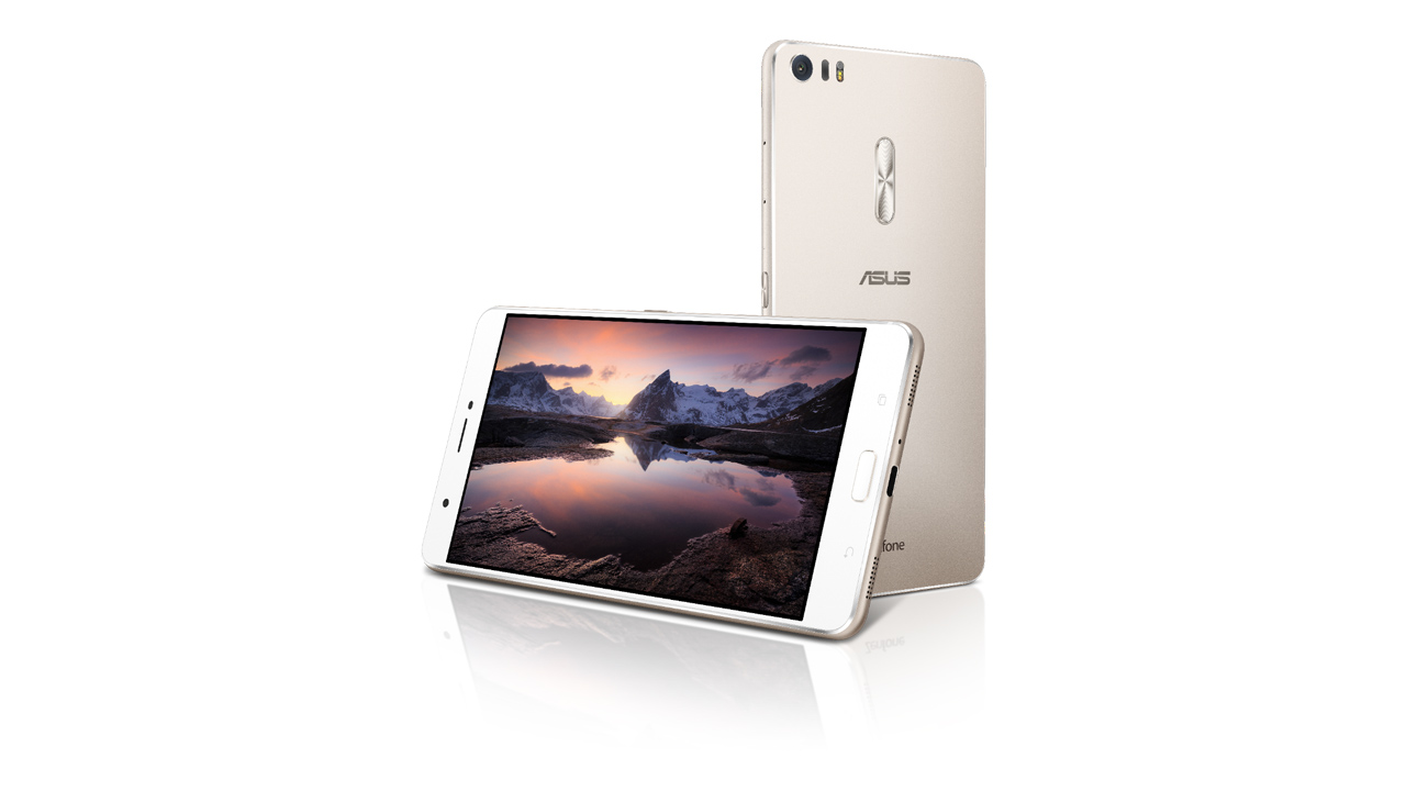 UQ mobile、6.8インチ「Zenfone 3 Ultra」を12月9日より発売。価格は49,800円