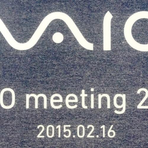 VAIO meeting 2015:VAIOの新製品が登場――VAIOスマホどうなった?