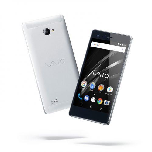2万4800円、OSにAndroid搭載の「VAIO Phone A」が4月7日発売