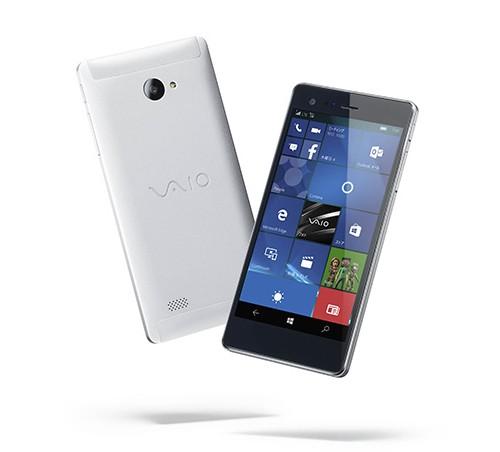 速報:「VAIO Phone Biz」が4月発売。価格は5万円台に