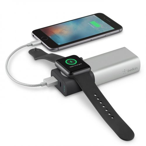 Apple Watch対応のモバイルバッテリー「Valet Charger Power Pack」がセール