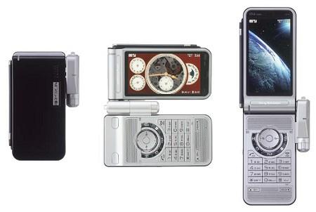 ワンセグ、デジタルラジオ対応の「W44S」12月上旬発売