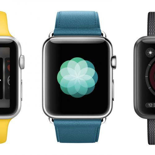 今秋配信、watch OS3の新機能・変更点まとめ