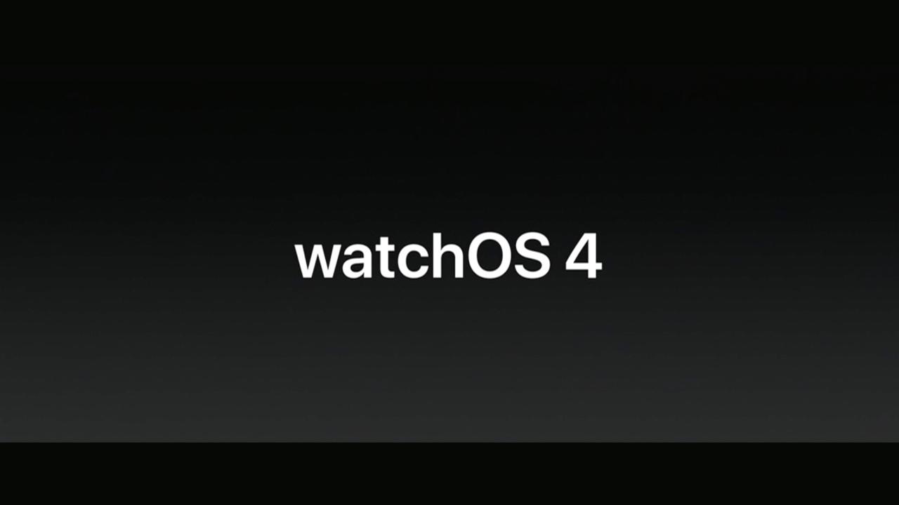 watch OS4(Apple Watch)の新機能・変更点まとめ