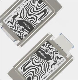 ウィルコム、W-SIM対応のデータ端末「WS014N」を発売。